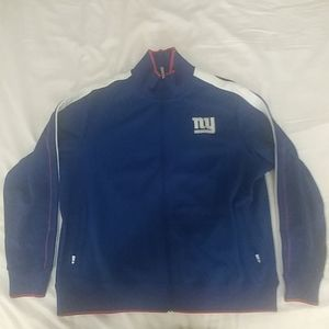Nike NY Giants Track Jacket